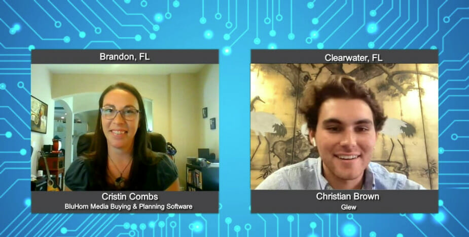 """""""Programmatic Champions"""" with Christian Brown from Glew"""