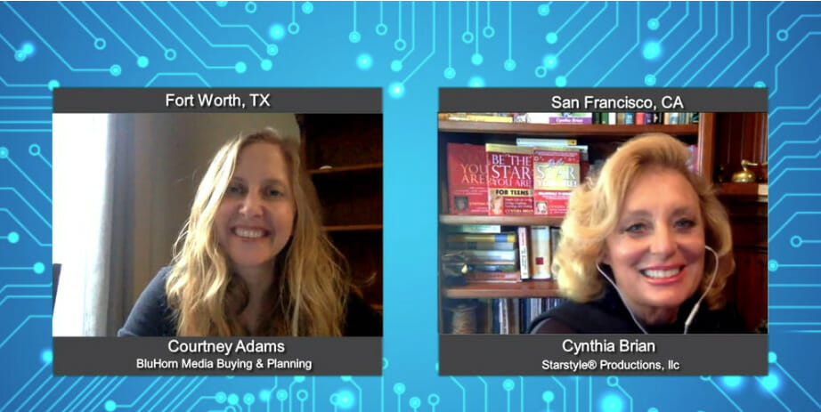 """""""Marketing Champions"""" with Cynthia Brian from Starstyle® Productions, llc"""
