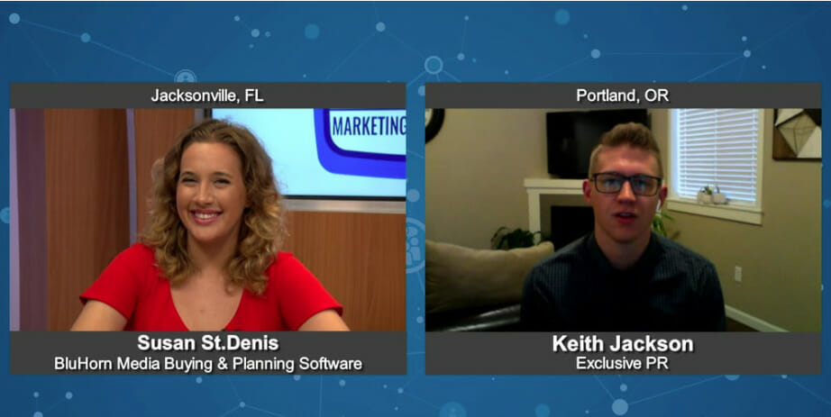 """""""Marketing For Your Future"""" with Keith Jackson from Exclusive PR"""