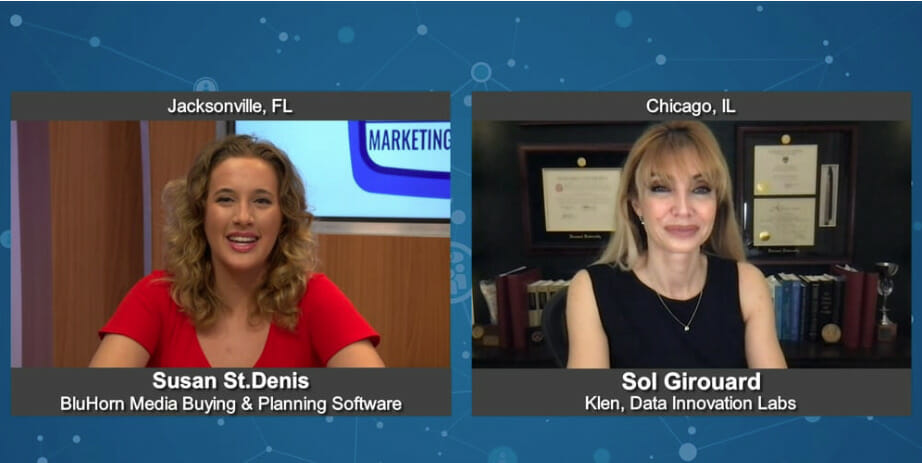 """""""Marketing For Your Future"""" with Sol Girouard from Data Innovation Labs"""