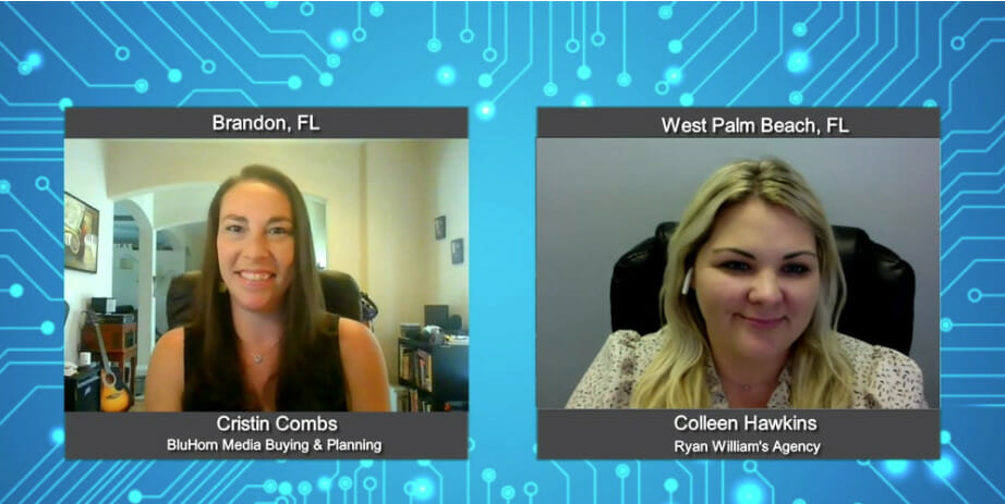 """""""Programmatic Champions"""" with  Colleen Hawkins from Ryan William's Agency"""