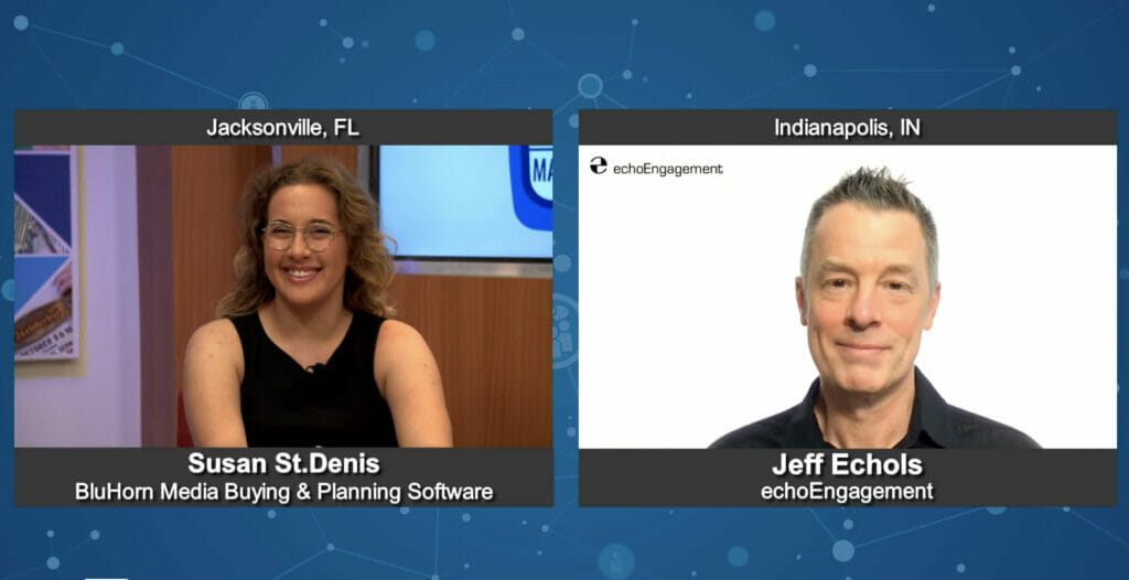 """""""Marketing For Your Future"""" with Jeff Echols from echoEngagement"""