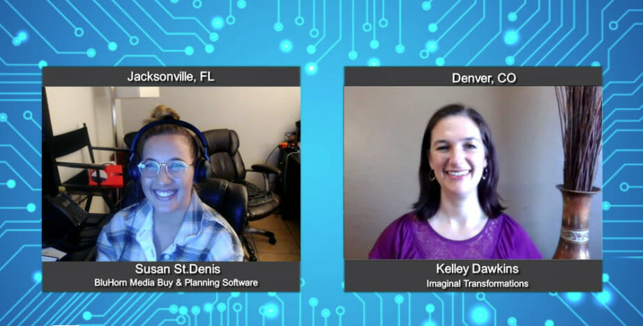 """""""Media Champions"""" with Kelley Dawkins from Imaginal Transformations"""